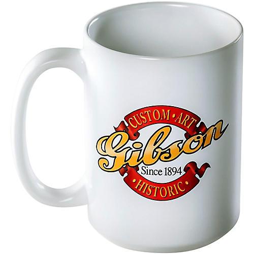 Gibson Gibson Custom Mug, 15 oz.