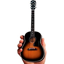 Axe Heaven Gibson J-45 Vintage Sunburst Officially Licensed Miniature Guitar Replica
