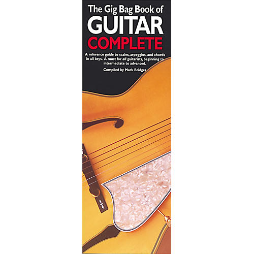 Music Sales Gig Bag Book of Guitar - Complete