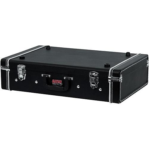 gator gig box jr pedal board guitar stand case black musician 39 s friend. Black Bedroom Furniture Sets. Home Design Ideas