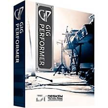 Deskew Technologies Gig Performer 3 Plug-in Host Bundle (Mac & PC) (Download)