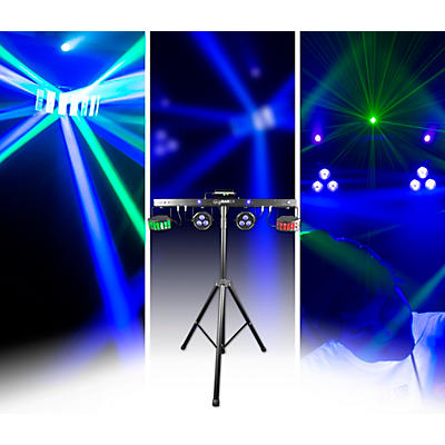 CHAUVET DJ GigBAR 2 LED and Laser Lighting System