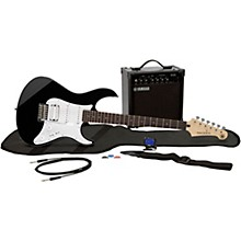 GigMaker EG Electric Guitar Pack Black