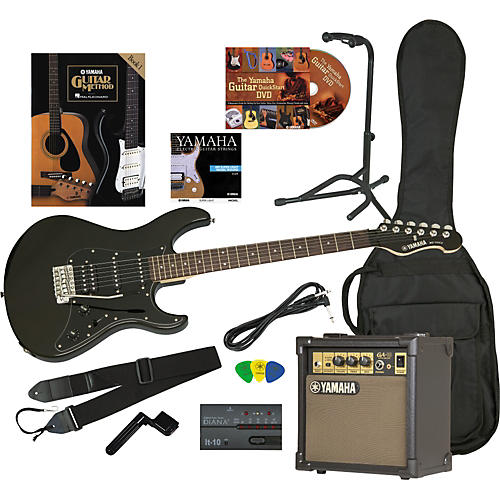 yamaha gigmaker electric guitar pack musician 39 s friend. Black Bedroom Furniture Sets. Home Design Ideas