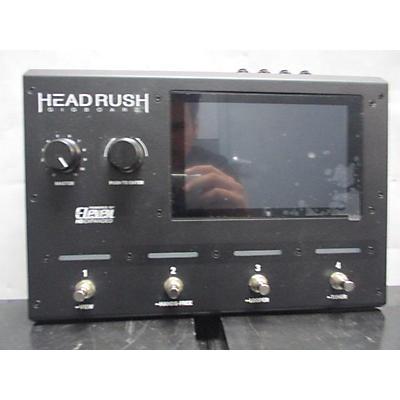 HeadRush Gigboard Effect Processor