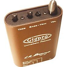Open BoxLR Baggs Gigpro Acoustic Guitar Preamp