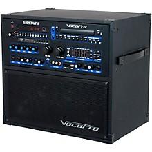 Open BoxVocoPro Gigstar II Portable 100W 4-Channel PA/Karaoke System
