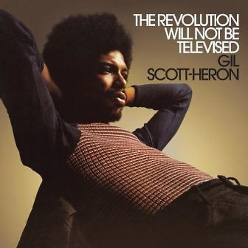 Alliance Gil Scott-Heron - Revolution Will Not Be Televised