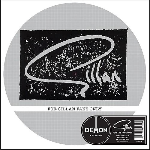 Alliance Gillan - For Gillan Fans Only-Picture Disc