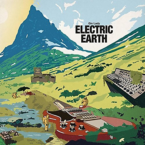 Alliance Gin Lady - Electric Earth