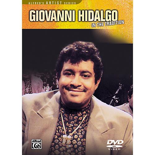 Alfred Giovanni Hidalgo In the Tradition DVD