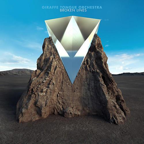 Alliance Giraffe Tongue Orchestra - Broken Lines