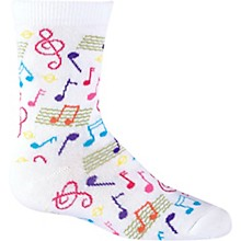 K. Bell Girl's Music Sock