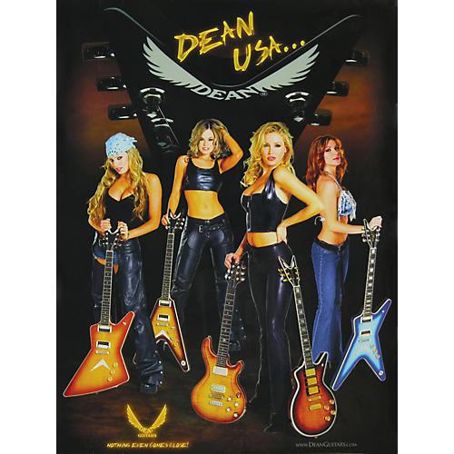 Dean Girls Poster 2003