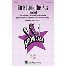 Hal Leonard Girls Rock the '80s (Medley) SSA arranged by Mark Brymer