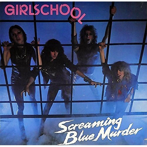 Alliance Girlschool - Screaming Blue Murder
