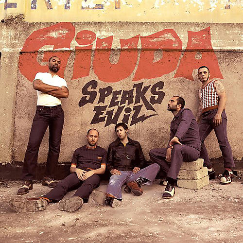 Alliance Giuda - Speaks Evil