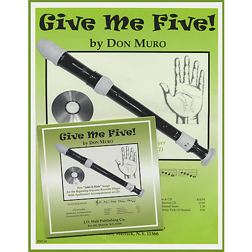 Magnamusic Give Me Five! One Score/CD