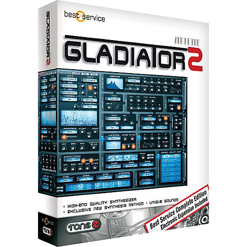 Best Service Gladiator 2 Complete