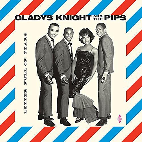 Alliance Gladys Knight & the Pips - Letter Full Of Tears + 2 Bonus Tracks