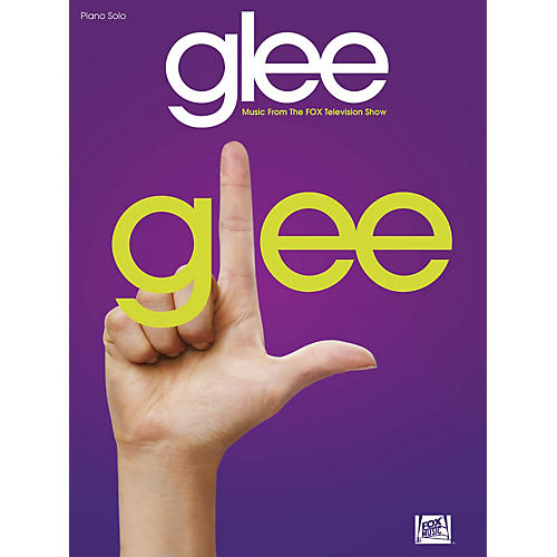 Hal Leonard Glee - Music From The Fox Television Show For Piano Solo