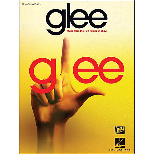 Hal Leonard Glee - Music From The Fox Television Show arranged for piano, vocal, and guitar (P/V/G)
