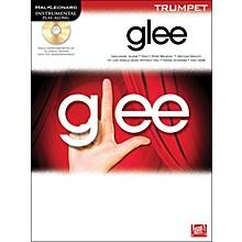 Hal Leonard Glee For Trumpet - Instrumental Play-Along Book/CD