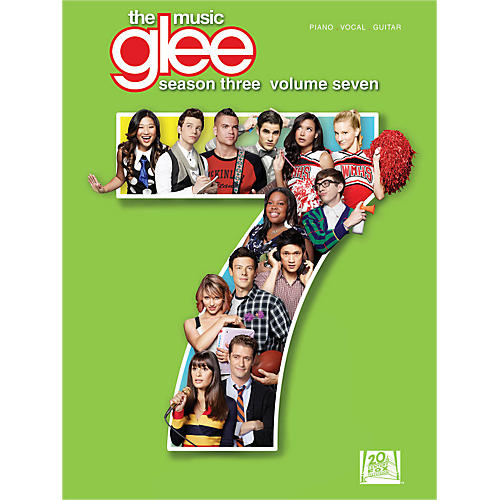 Hal Leonard Glee: The Music - Season Three, Volume 7 Songbook For Piano/Vocal/Guitar