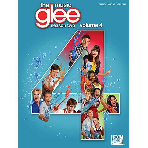Hal Leonard Glee: The Music - Season Two Volume 4 PVG Songbook