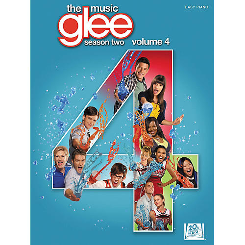 Hal Leonard Glee: The Music - Season Two, Volume 4 for Easy Piano