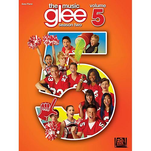 Hal Leonard Glee: The Music - Season Two Volume 5 Easy Piano