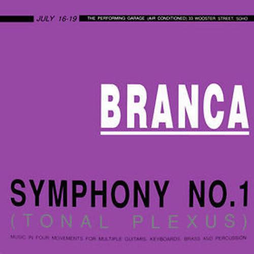 Alliance Glenn Branca - Symphony No. 1 (Tonal Plexus)