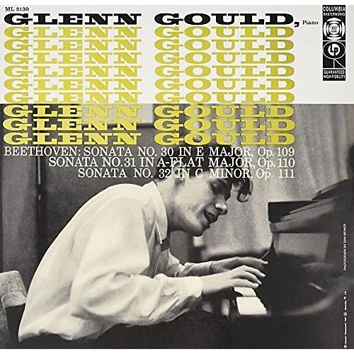 Alliance Glenn Gould - Beethoven Sonatas 30-32