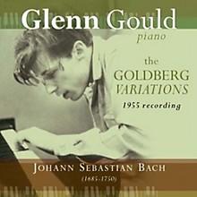 Glenn Gould - Goldberg Variations: 1955 Recordings
