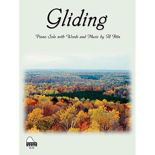 SCHAUM Gliding (rita) Educational Piano Series Softcover
