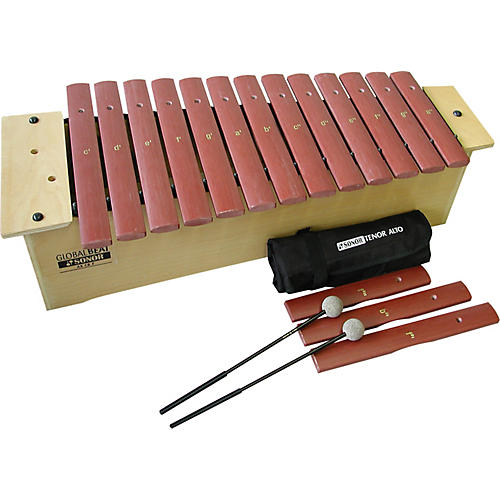 Sonor Global Beat Alto Xylophone with Fiberglass Bars