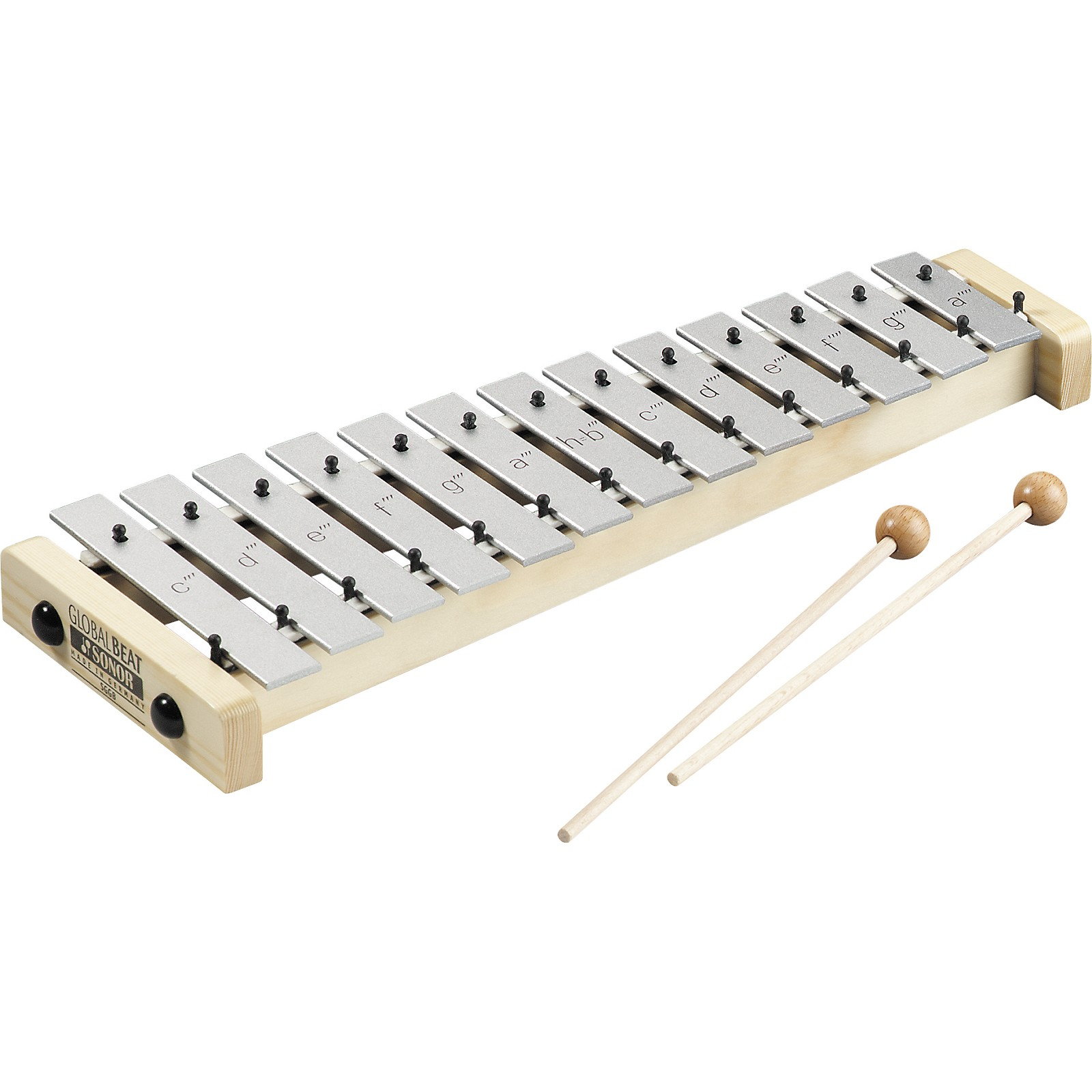 Sonor Orff Global Beat Soprano Glockenspiel