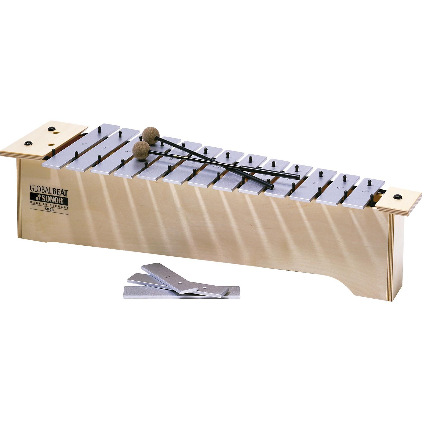 Sonor Orff Global Beat Soprano Metallophone