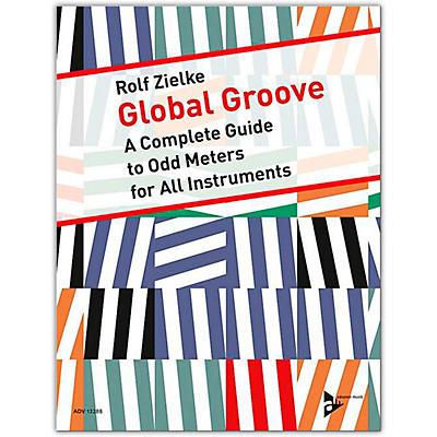 ADVANCE MUSIC Global Groove Book & CD