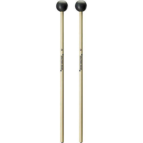 Balter Mallets Glock, Bell and Xylo Series Rattan Handle Xylophone Mallet Hard PVC