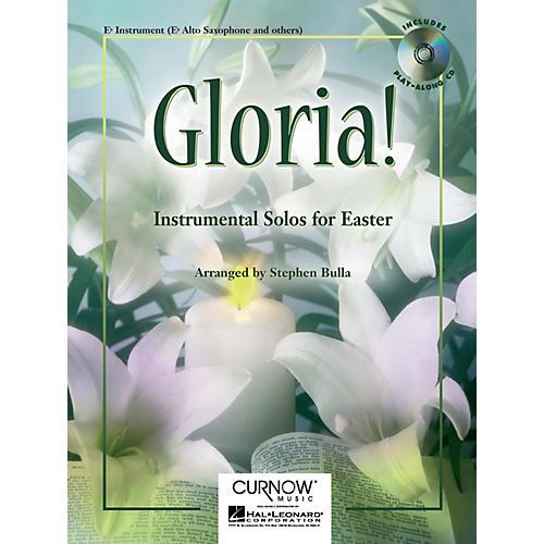 Curnow Music Gloria! (Eb Alto Saxophone - Grade 2-3) Concert Band Level 2-3