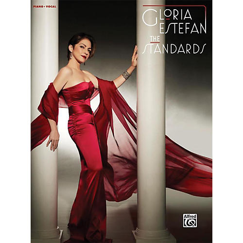 Alfred Gloria Estefan - The Standards Piano/Vocal/Guitar Book