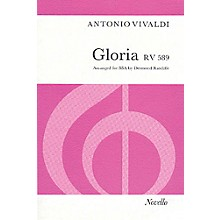 Novello Gloria RV.589 SSA Composed by Antonio Vivaldi Arranged by Desmond Ratcliffe