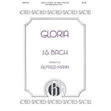 Hinshaw Music Gloria SSATB composed by Johann Sebastian Bach