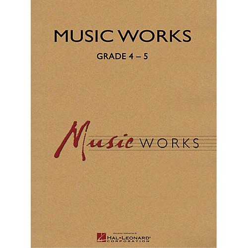 Hal Leonard Gloriana Concert Band Level 5 Composed by Jay Bocook