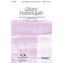 Integrity Music Glory Hallelujah Split/Stereo Trax Arranged by BJ Davis