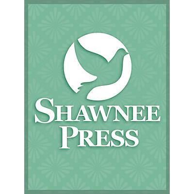 Shawnee Press Glory to the Risen Lamb SATB Composed by Michael Barrett