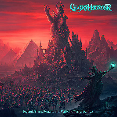 Alliance Gloryhammer - Legends From Beyond The Galactic Terrorvortex