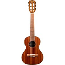 Kala Gloss Mahogany Acoustic-Electric Tenor 6-String Ukulele
