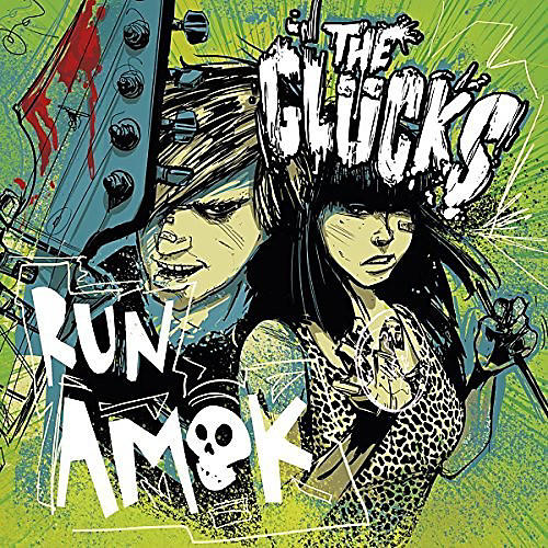 Alliance Glucks - Run Amok